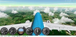 Microsoft chystá simulátor, jaký tu ještě nebyl  Létat ale