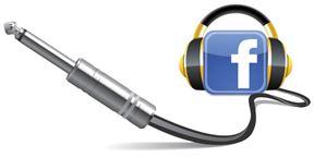 Hudba a zvuky zdarma  Facebook se snaží nalákat k tvorbě videí s legálním  audiem 7d25f41c94