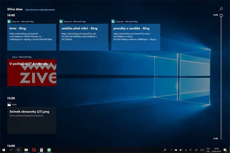 fd1d2ef1ab3 Už nemusíte používat Edge. Tento doplněk vám synchronizuje Chrome s Windows  Timeline. 5 6. Všechny navštívené stránky s epak zapíší do Windows Timeline.